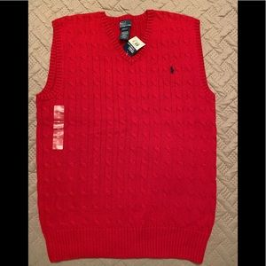 Polo by Ralph Lauren Shirts & Tops - Polo Sweater Vest
